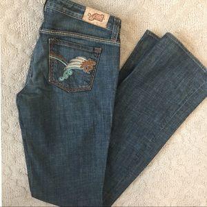 Guess Subtle Flare Jeans